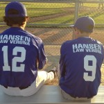 Hansen Law Sponsors Verona Baseball Team